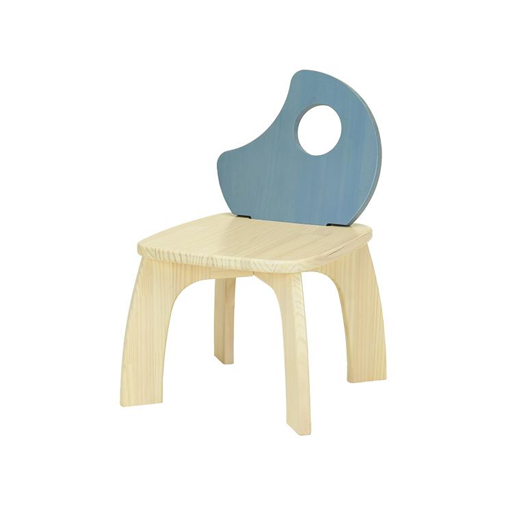 子供用椅子(ムーン)