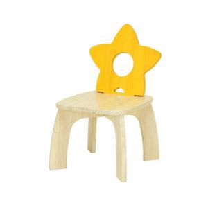 子供用椅子(スター)