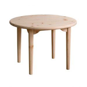 匠 ヒノキ丸テーブル