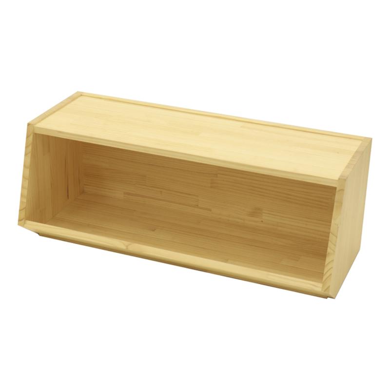 スタック木製棚(仕切り無しタイプ)