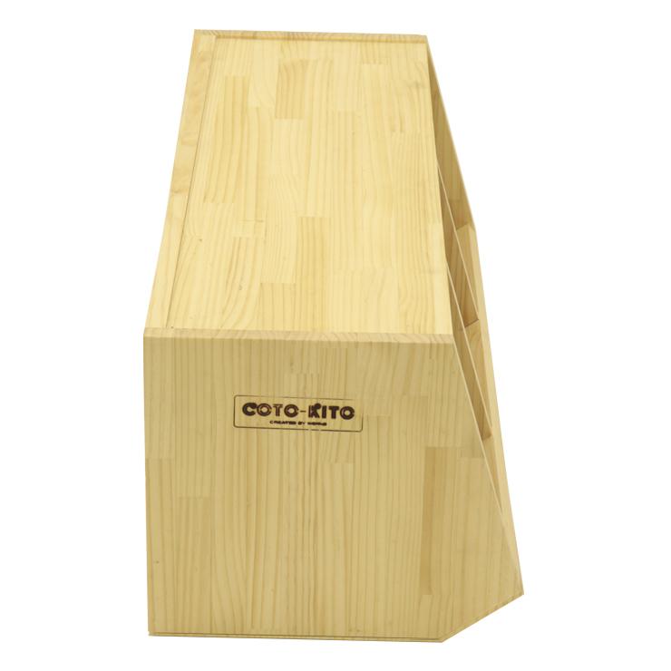 スタック木製棚(3分割タイプ)-1