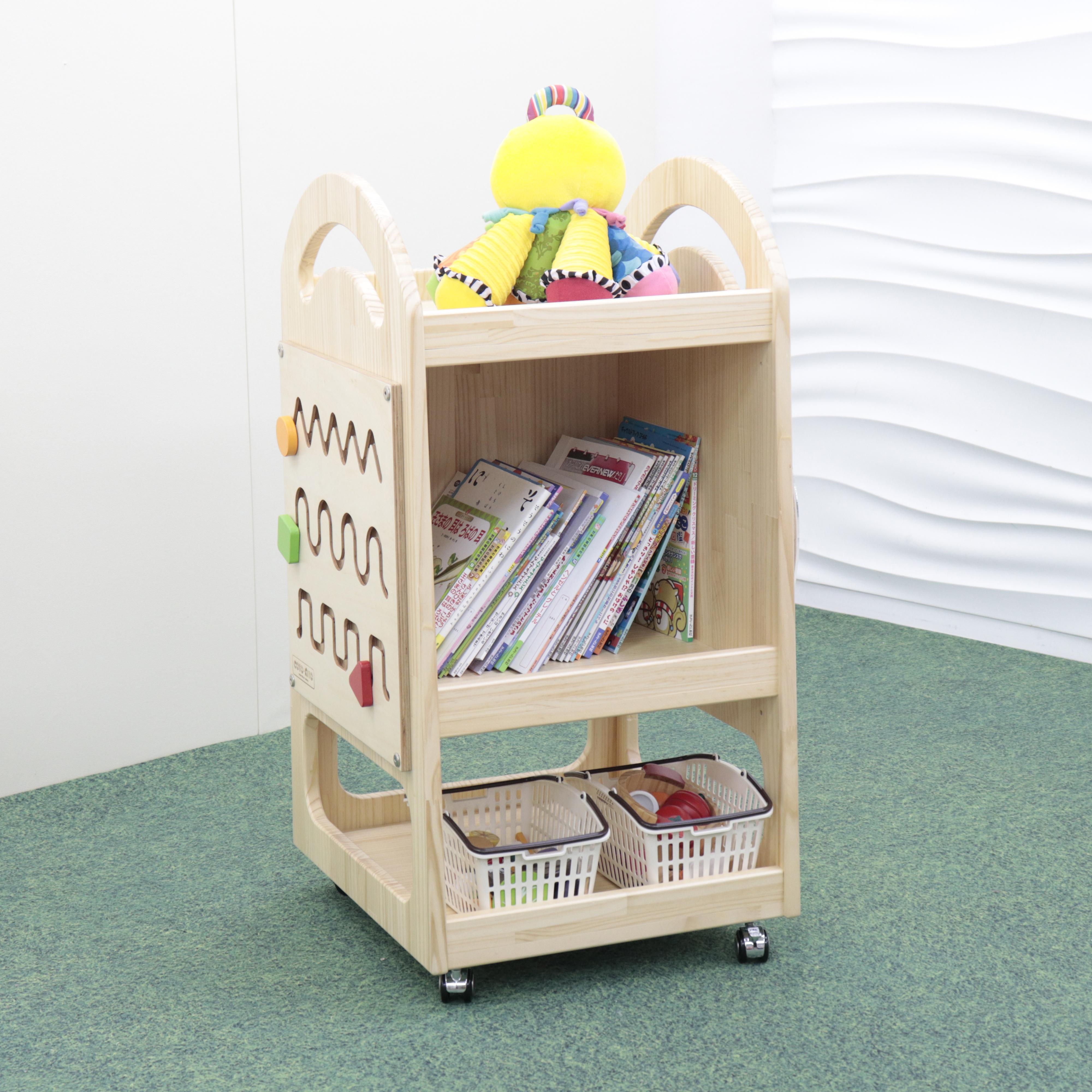 玩具ワゴン(小)-5